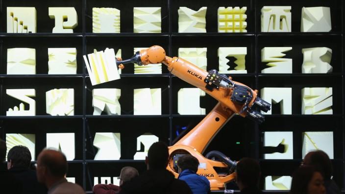 CeBIT 2015 Technology Trade Fair