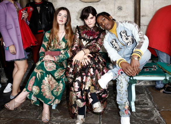 Gucci Cruise 2017 - Front Row