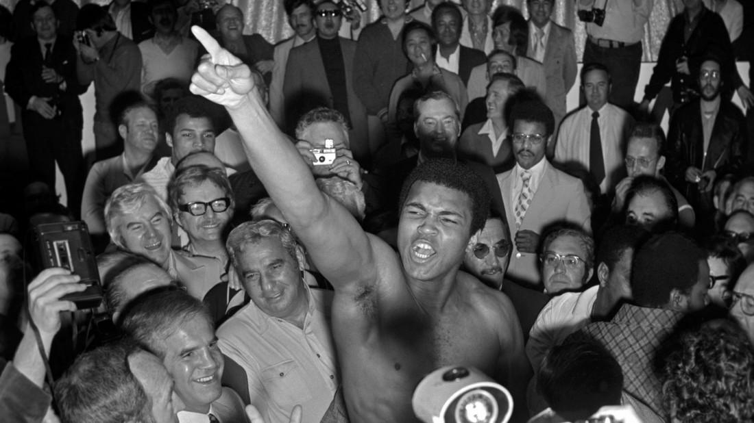 Muhammad Ali Auch Rhetorisch Konnte Er Austeilen Politik