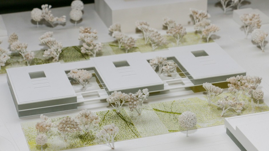 Neubauplanung Grundschule