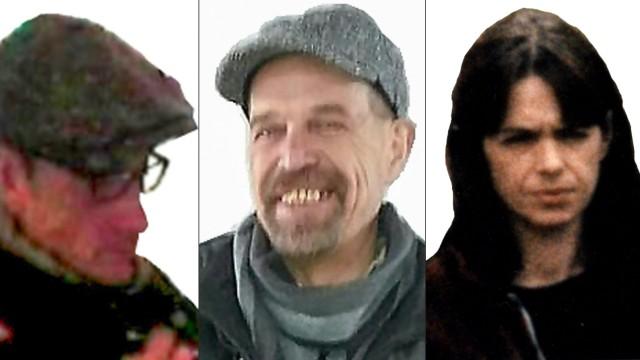 RAF, Burkhard Garweg, Ernst-Volker Staub und Daniela Klette