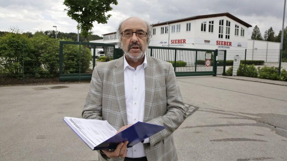 Süddeutsche Zeitung München Großmetzgerei muss schließen