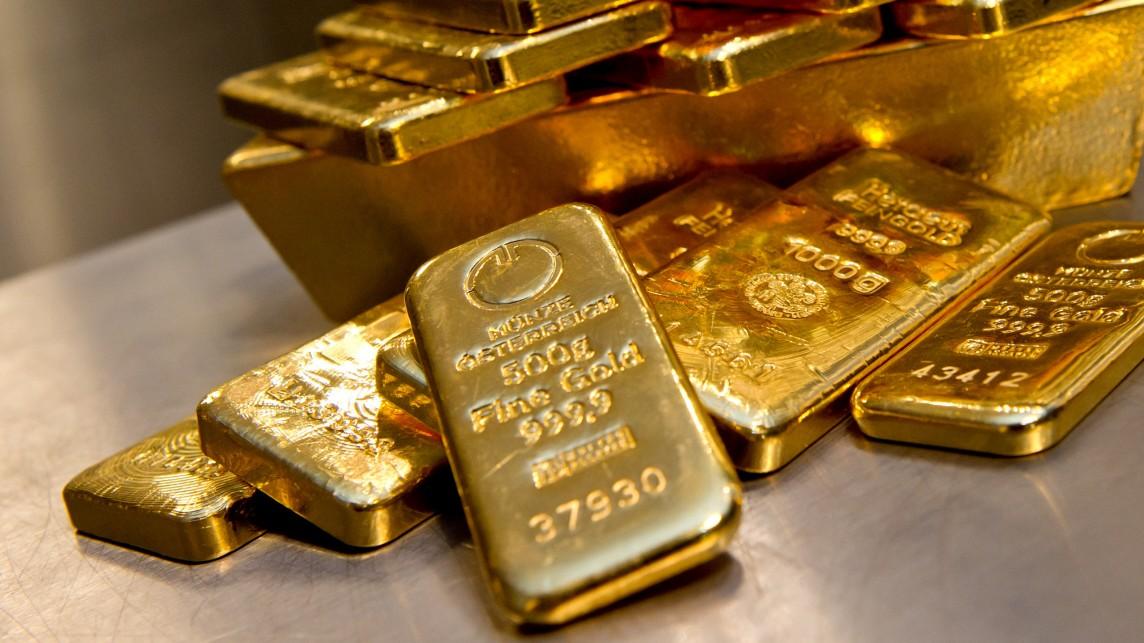 Gold kann nichts, außer glänzen