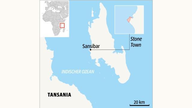 Tansania Ostafrika