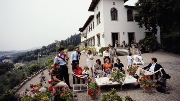 The Ferragamo Family