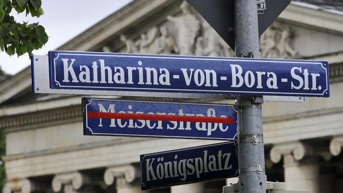 Ärger um Straßennamen