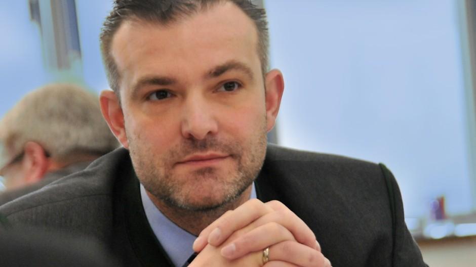 Georg Schlagbauer Rücktritt von Georg Schlagbauer