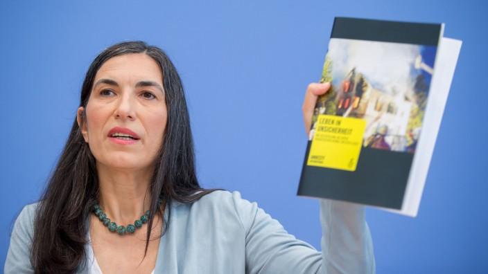 Amnesty Bericht zu rassistischer Gewalt in Deutschland