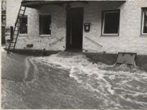 Gasthaus Gerer Hochwasser Ammerland 1975