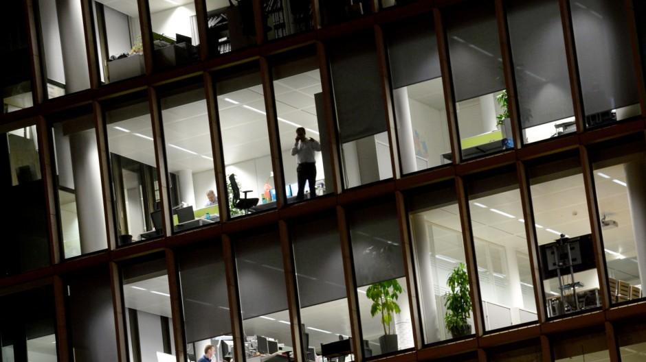 Bürohaus in Frankfurt