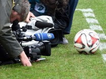 TV-Bericherstattung von der Bundesliga