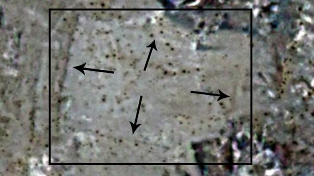 Neues Monument bei Petra entdeckt