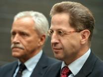 Hans-Georg Maaßen und Heinz Fromm