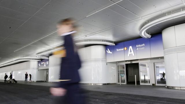 Flughafen Frankfurt präsentiert neuen Vorfahrtsbereich