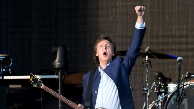 Paul McCartney in München