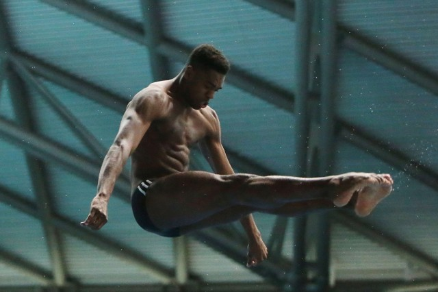 British Diving Championships 2016 - Day Two