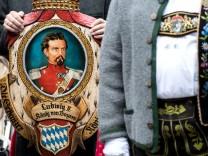 Gedenkfeier für König Ludwig II.
