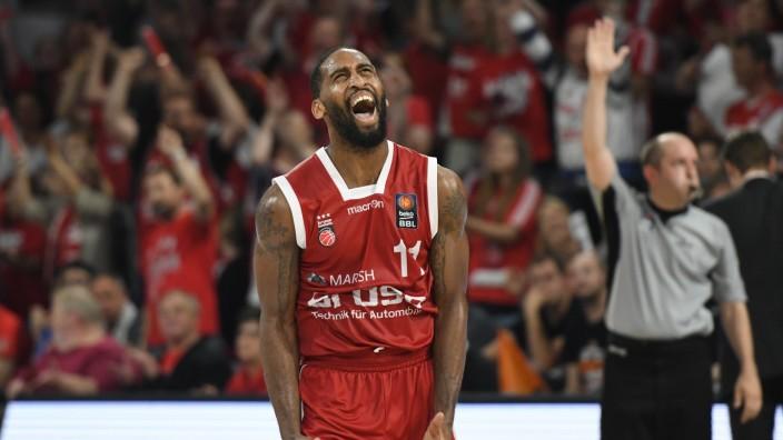 Brose Baskets Bamberg v ratiopharm Ulm - BEKO BBL Final Game 3