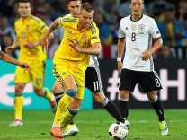 EURO 2016 - Group C Germany vs Ukraine