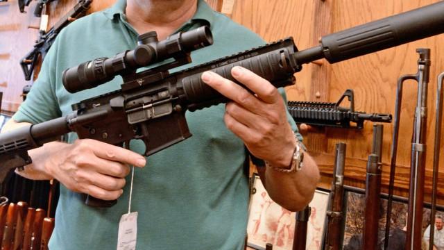 Sturmgewehr AR-15
