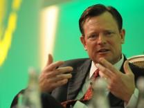 Roland Boekhout auf dem Führungstreffen Wirtschaft in Berlin, 2012