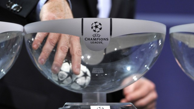 UEFA Champions League and UEFA Europa League - Q1 and Q2 Qualifying Round Draw; Draw