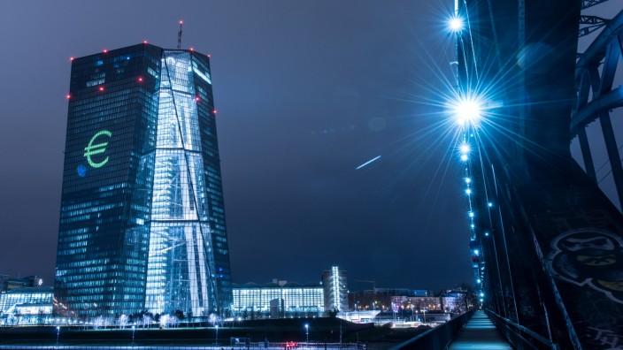 EZB während der Luminale 2016