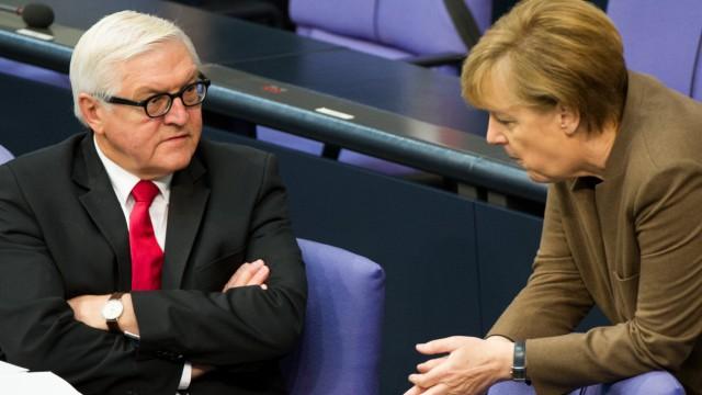 Bundestag - Bundeshaushaltsplan 2016