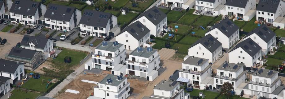 Immobilienboom beschleunigt sich