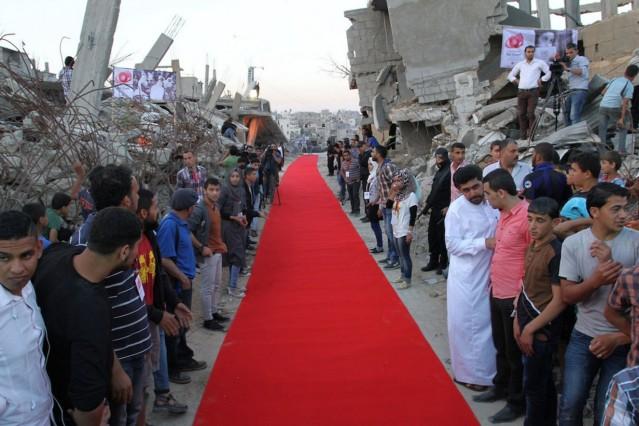 Gaza Red Carpet Film Festival