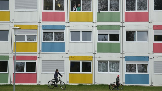 As Refugee Flow Ebbs Germany Concentrates On Integration