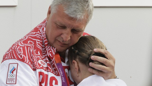Olga Kaniskina, Alexey Melnikov