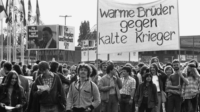 Berlin, Anti-Strauss 1980, Schwulengruppe