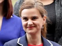 Ermordete Labour-Abgeordnete Jo Cox