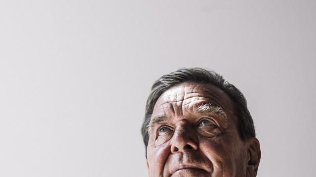 Gerhard Schröder Mario Wezel