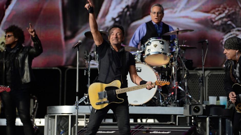 Bruce Springsteen in München