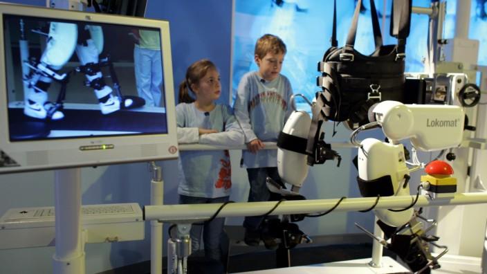 Ausstellung 'Computer.Medizin'in Dortmund