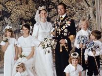 Königin Silvia und König Carl Gustaf