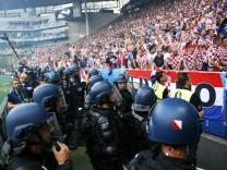 EURO 2016 - Group D Czech Republic vs Croatia