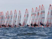 Segeln auf der Kieler Woche