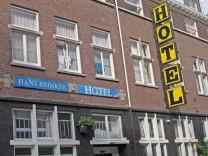 Hans Brinker Budget Hotel Amsterdam Niederlande