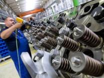 Metall- und Elektroindustrie mit Einbußen