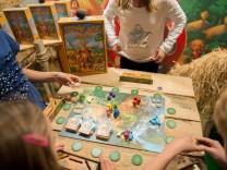 Pk zur Preisverleihung für das Kinderspiel des Jahres