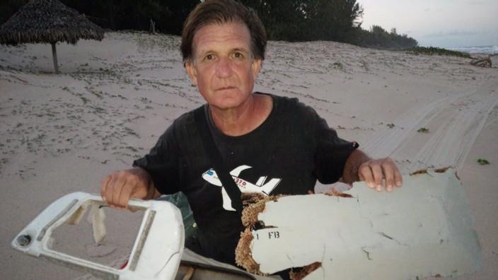 New pieces of MH370 debris