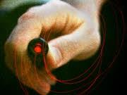 Blend-Attacken auf Flugzeuge Laser, AP