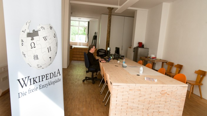 Wikipedia Büro, Angertorstraße 3. WikiMUC