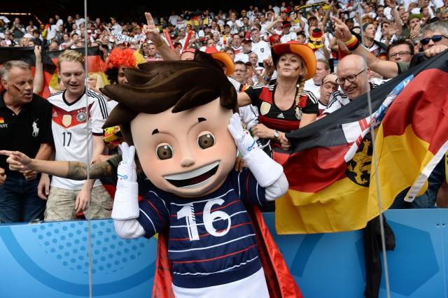 EURO 2016 - Group C Northern Ireland vs Germany
