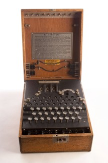 March 7 2011 Langley VA United States of America The Nazi German Enigma cipher machine used d