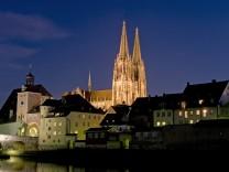 Regensburg bei Nacht