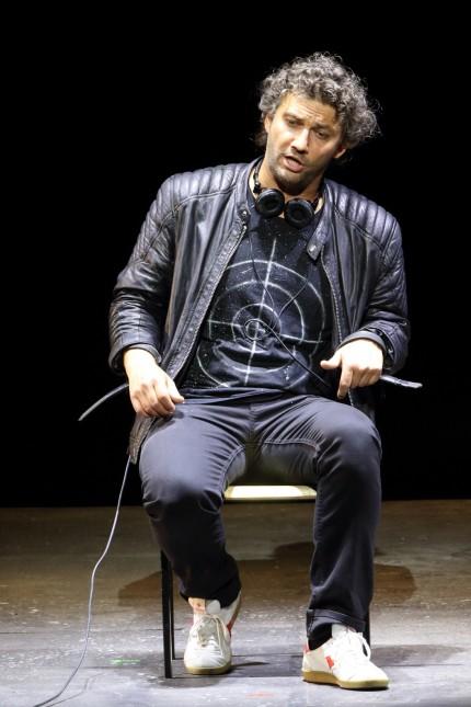 Jonas Kaufmann als Walter Stolzing Die Meistersinger von Nürnberg Bayerische Staatsoper